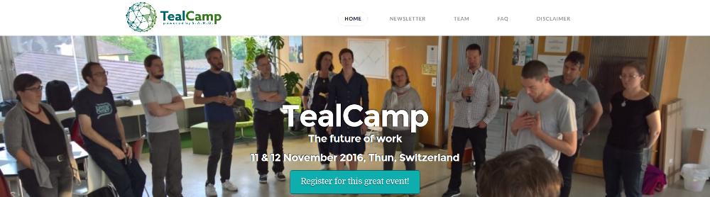 TealCamp